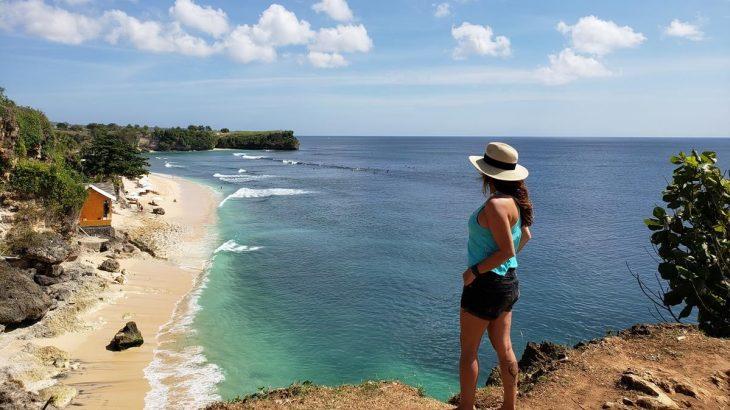 Balangan beach praias de Bali