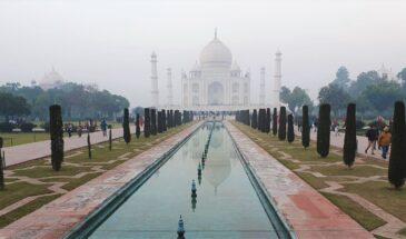 A Historia do Taj Mahal